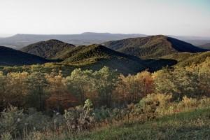 Shenandoah hiking trails