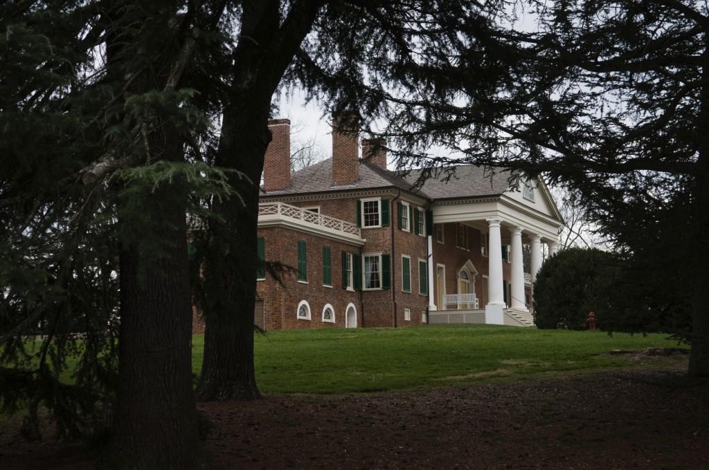 James Madison home