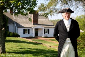 James Monroe's home (Highland)
