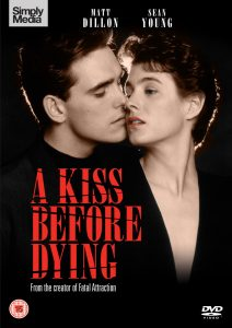 Image of A Kiss Before Dying movie which was partially filmed in Charlottesville, Virginia
