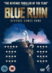 Image of Blue Ruin movie which was partially filmed in Charlottesville, Virginia