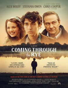 Image of Coming Through the Rye movie which was partially filmed in Orange, Virginia