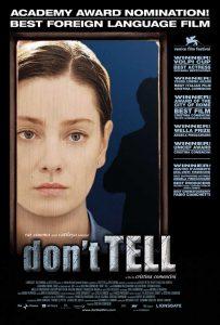 "Image of Don't Tell movie - ""hollywood"" movies filmed near Charlottesville, Virginia"