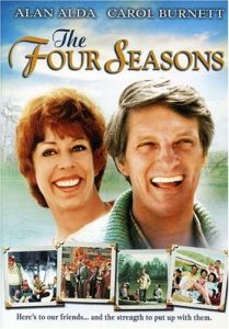 Image of The Four Seasons movie which was partially filmed in Keswick, Virginia