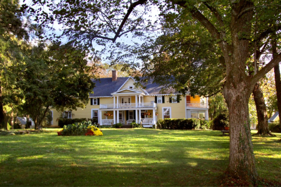 Prospect Hill Bed and Breakfast exterior